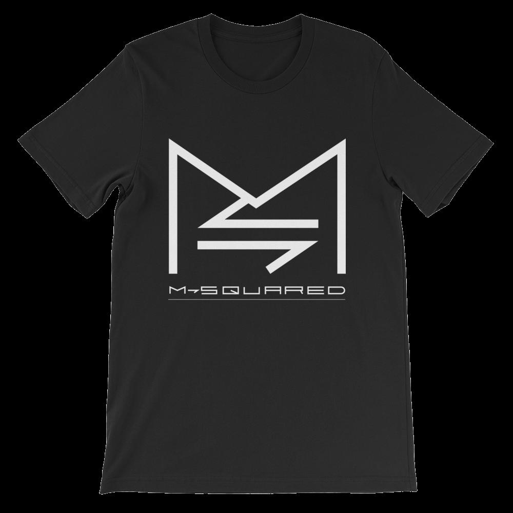 M-SQUARED ICON T-SHIRT (BLACK)