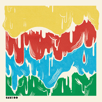Cantoo Self-titled June 11, 2013 (KIN005) LP