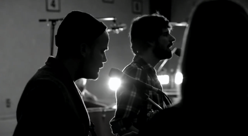 "WATCH: ""THE SOUND OF MY NAME"" LIVE SESSION"