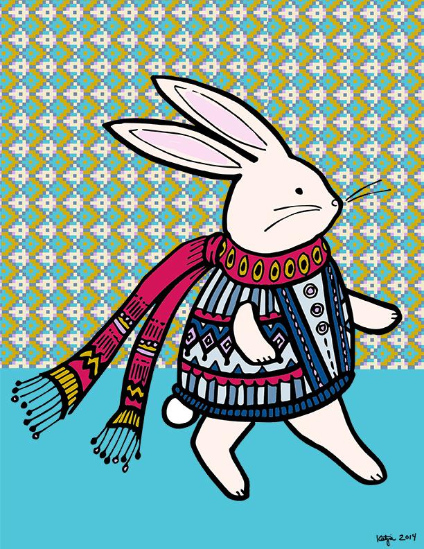 Katja | Folk Bunny