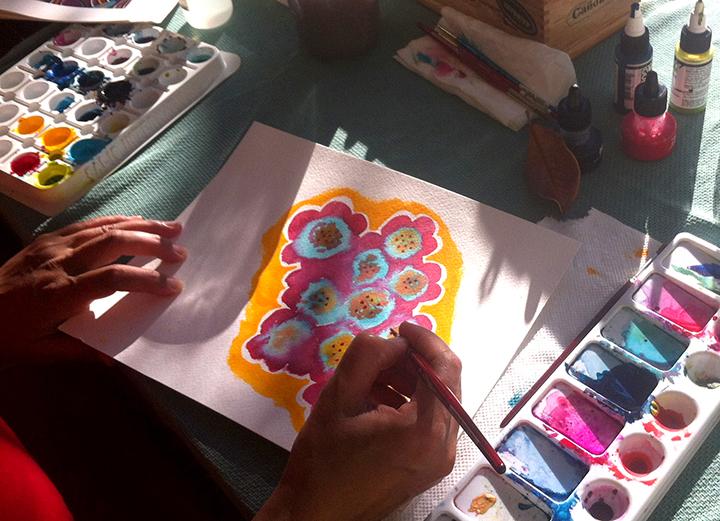 Katja | Painting Plein Air