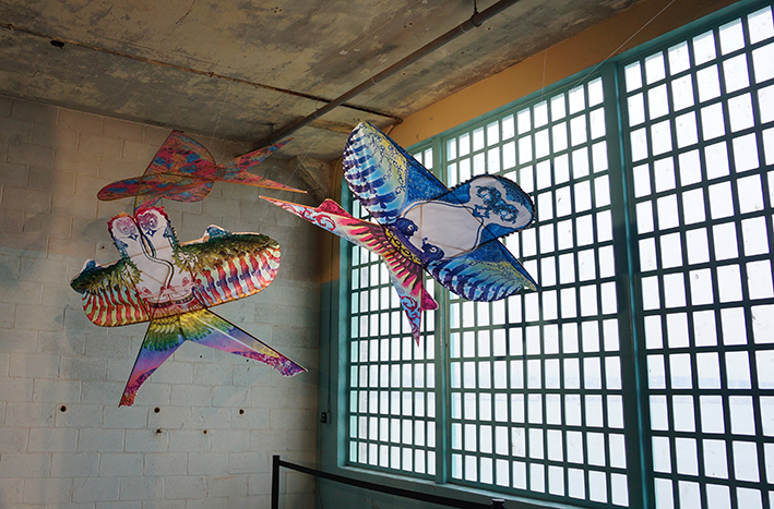 Swallows Ai Wei Wei
