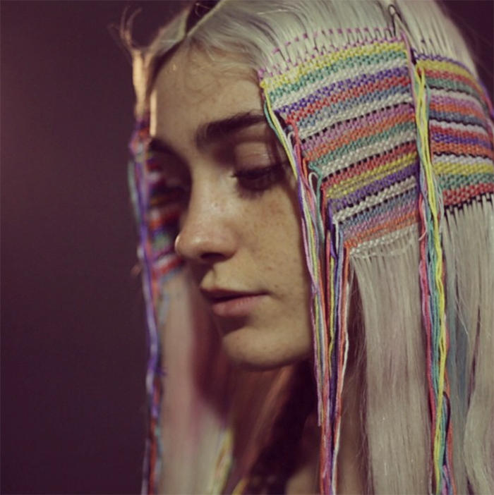 Tiffany Decaux hair weaving