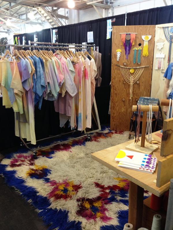 Rainbow Kimono on Katja Blog
