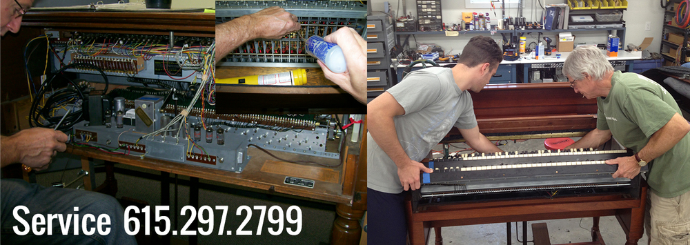 Hammond Organ repair and restore