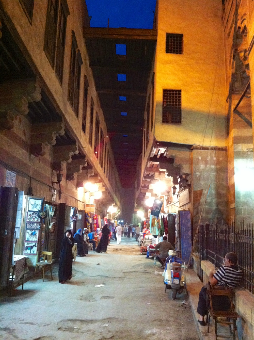 Chareh El Khiamiah at dusk - 2012-10-23 at 17-39-05.jpg