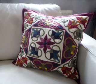 Khiamiah Cushion - Margaret Cooter