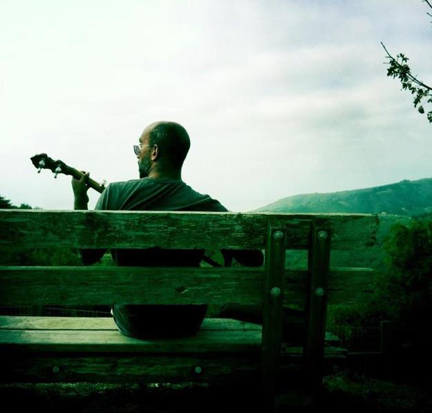 Big Sur Banjo ©Lisa Berman