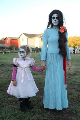 Dia de los Muertos ©Lisa Berman