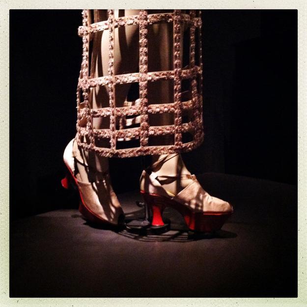 Fashion Exhibit ©Lisa Berman