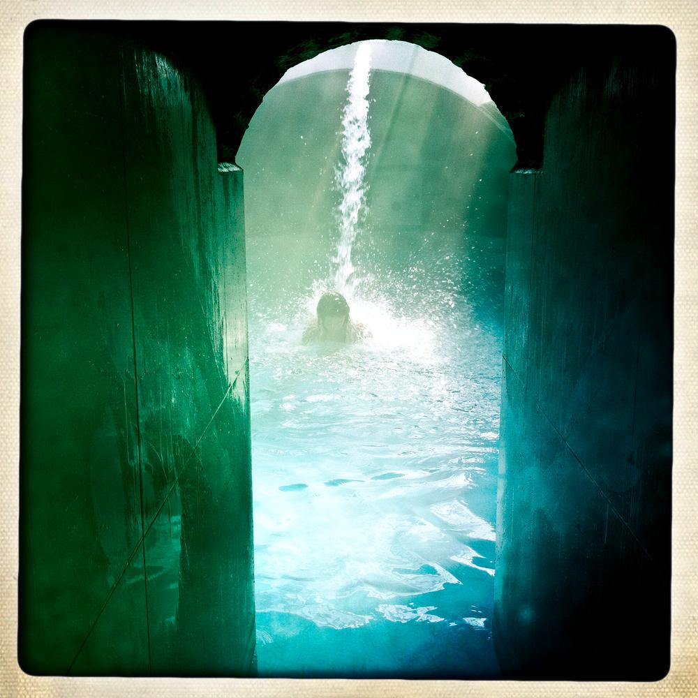 Mexico Hot Springs ©2013 Lisa Berman