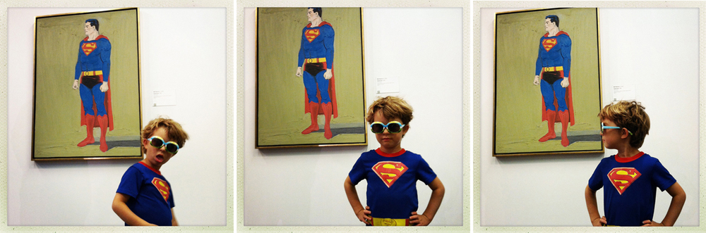 Supermen ©Lisa Berman