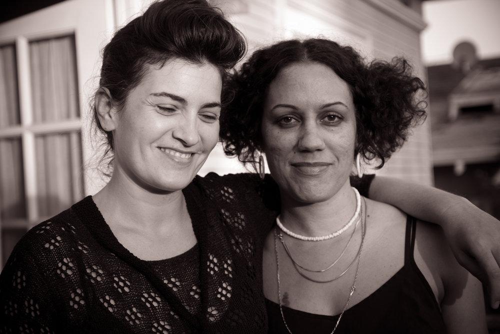 My Vision Sisters 2016 Lisa Berman