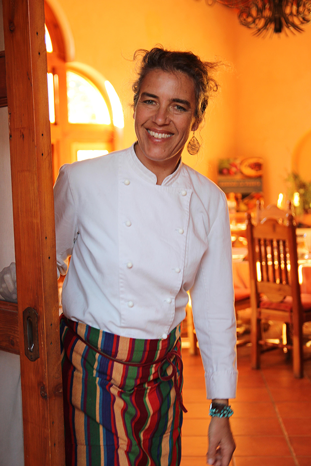 Copy of Romney Steele, Chef @ Rancho la Puerta ©Lisa Berman