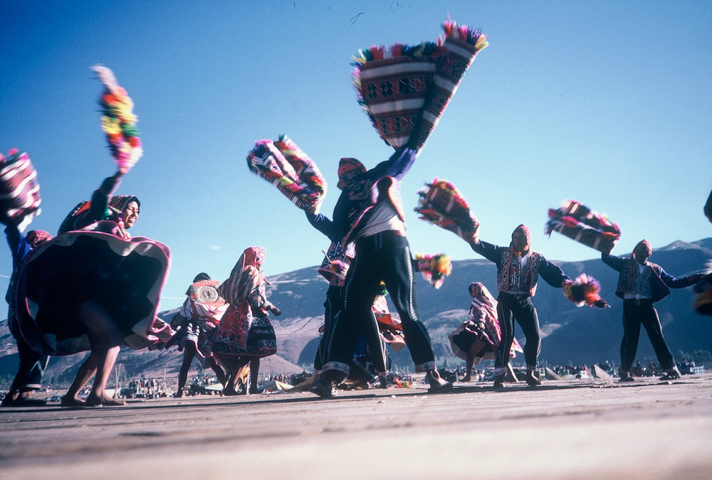 Raqchi Raymi, Peru ©1987 Lisa Berman