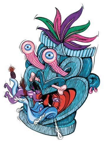Crazy Tiki