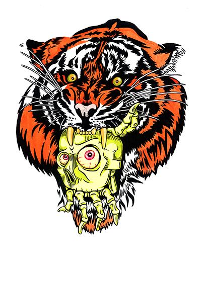 EYESORE #1 Tiger Skull.jpg