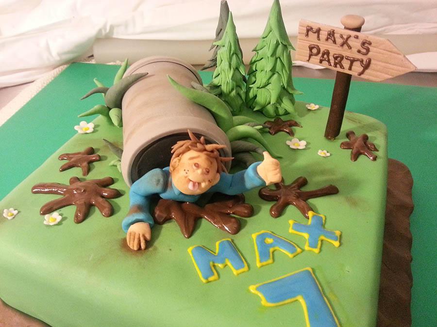 Muddy Cake