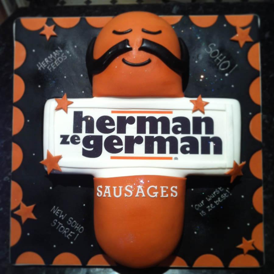 Corporate Cakes