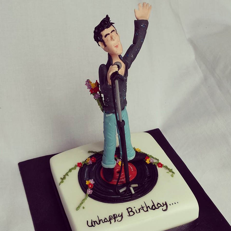 Morrissey wishes you an unhappy birthday