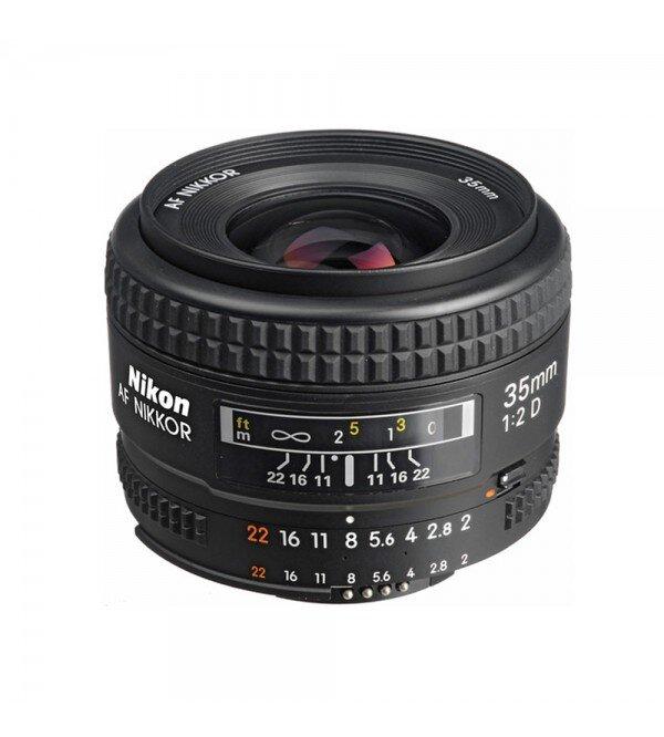 Nikon - AF 35mm f2.0
