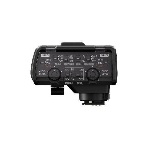 Adaptador de microfone XLR para a LUMIX GH5