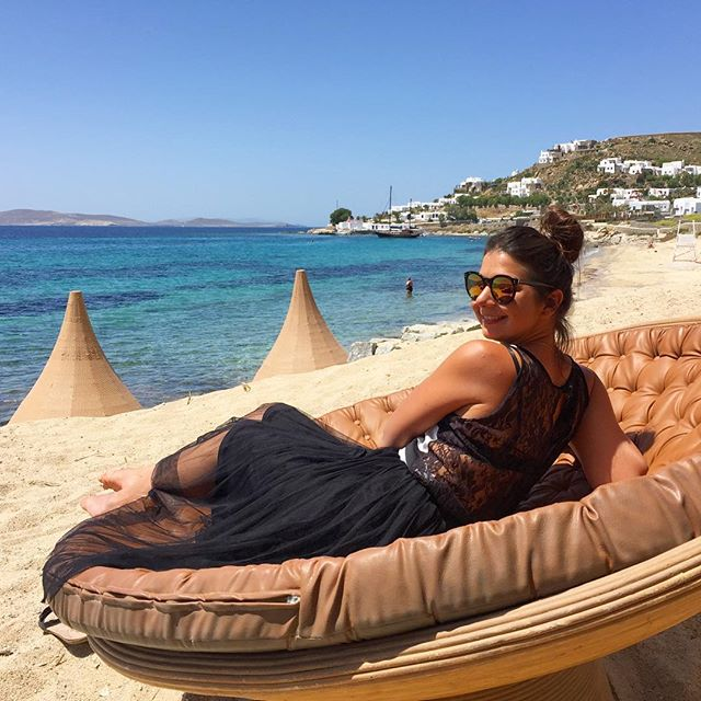 Hippie Fish. #mykonos #agiosioannisbeach #greece #island #summer #beachlife #view #lovethisplace #hippiefishmykonos #travel #travelgram #photography #travelphotography #ianaluxurytravel #nofilter #instadaily