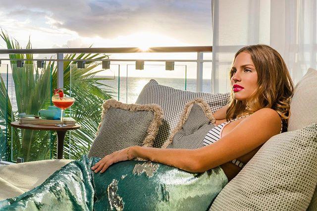 Latest shoot. #beauty #mermaid #barbados #sunset #hotelphotography #model #photography @the.wanderlust.lab