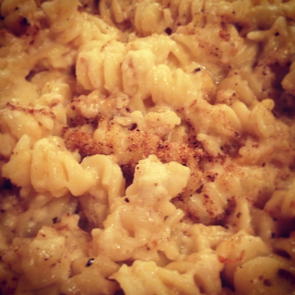 Grown-up Mac & Cheese