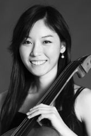 Monica Ji, cello/piano