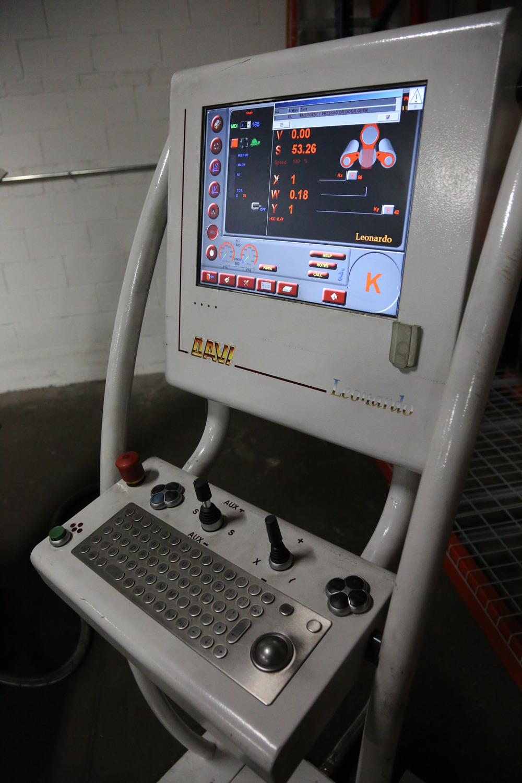 DAVI MCA 3020 CNC Controller