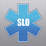 Click to download SLO EMS from the App Store