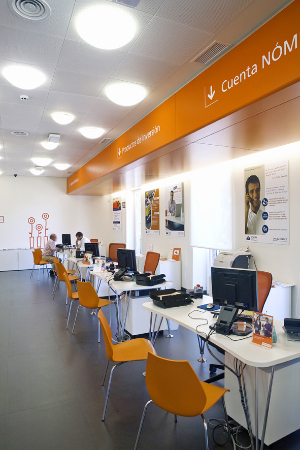 Oficinas de ing direct sevilla ypuntoending for Oficina ing direct granada