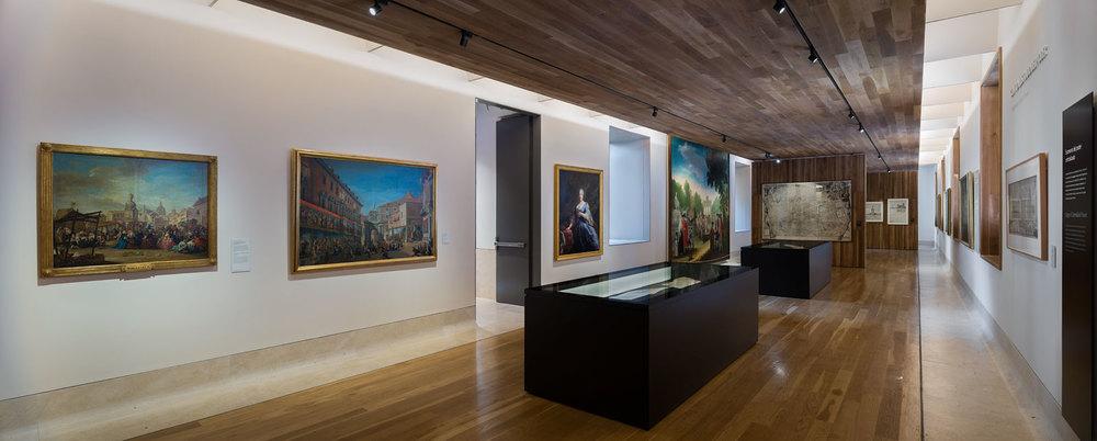 Museo de historia de madrid ypuntoending - Arquitectos madrid 2 0 ...
