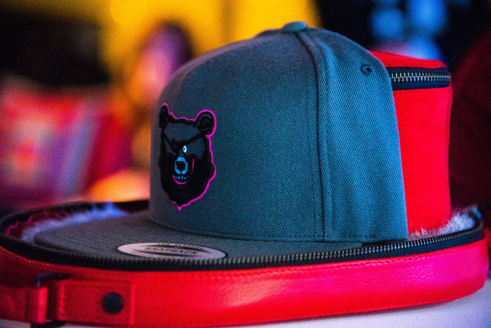 Bash Bear Snapback - Edition of 100Wholesale price:  $35MSRP:  $52*limited availability