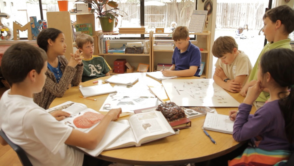 The Collaborative Classroom A Guide To Cooperative Learning ~ Quot help me to myself — montessori guide
