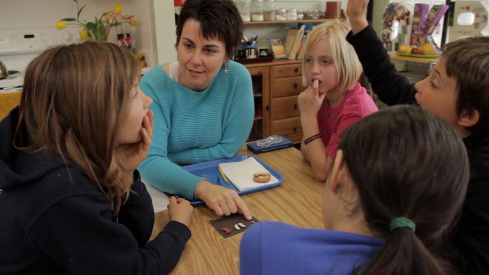 elementary education montessori guide