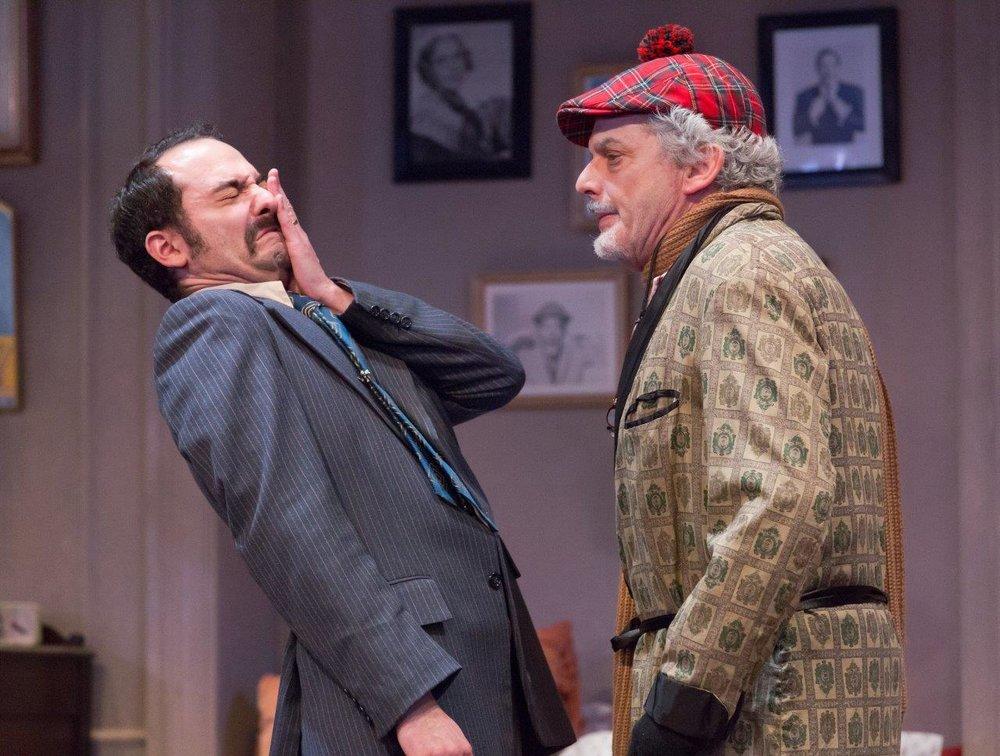 """The Sunshine Boys"" at Bristol Riverside Theatre"