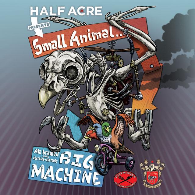 Small Animal Big Machine