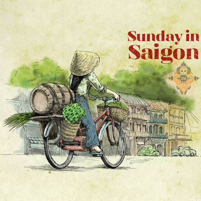 Sunday in Saigon