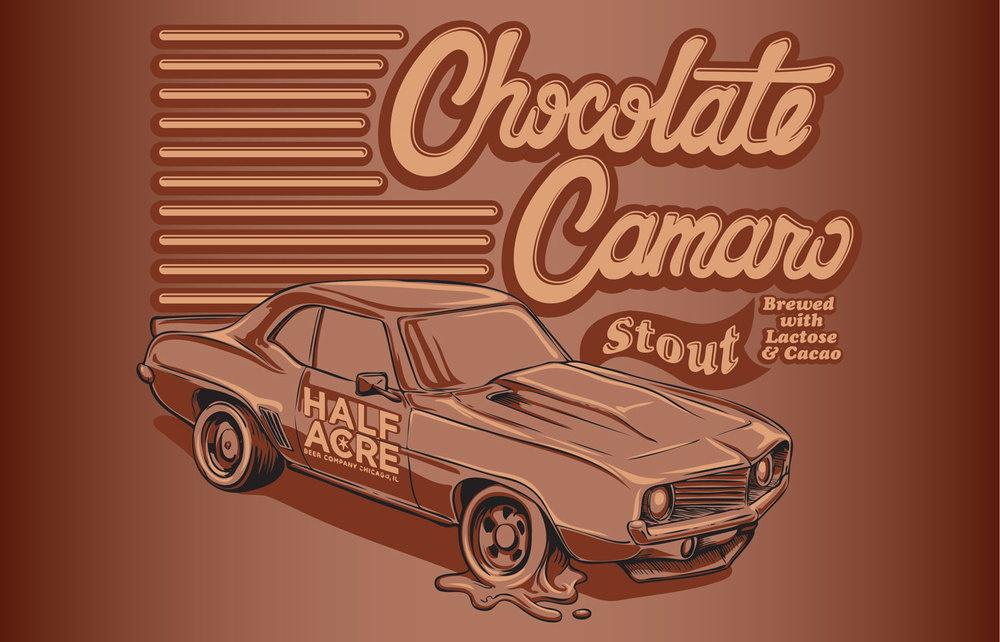 Chocolate Camaro