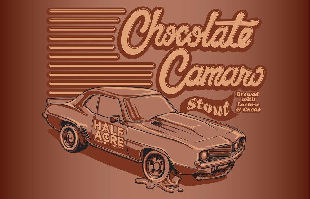 Chocolate Camaro