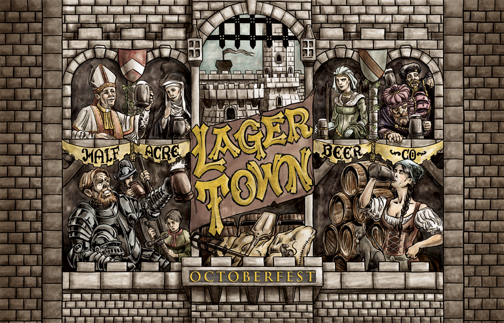 Lager Town