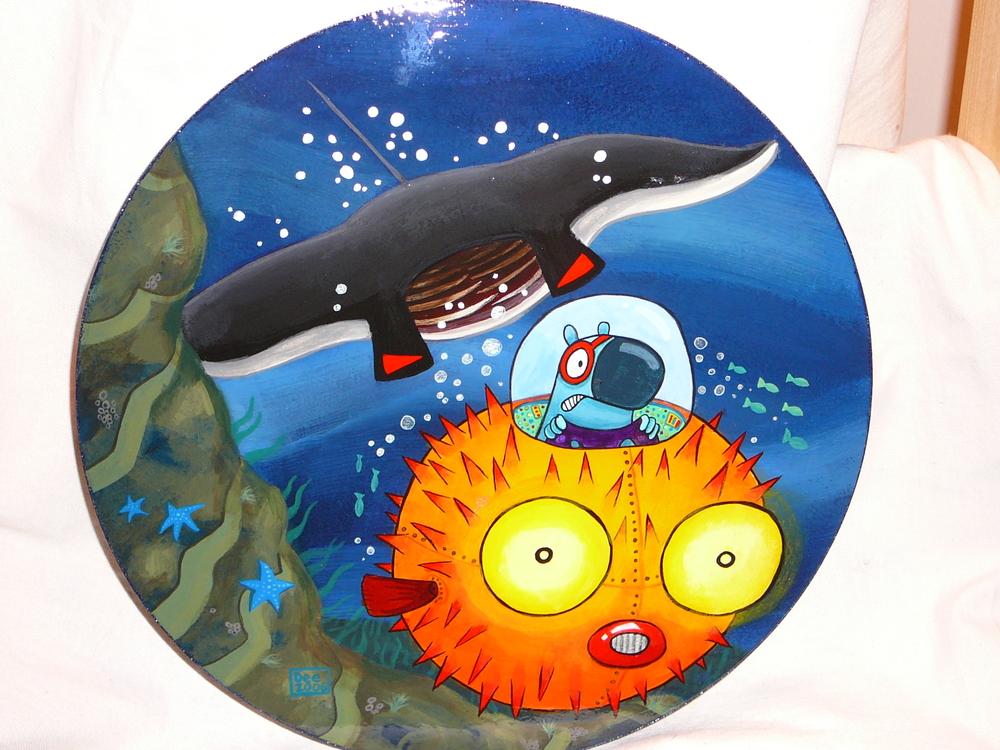 Go! Go! Blowfish