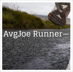 My thoughts as an average Joe runner