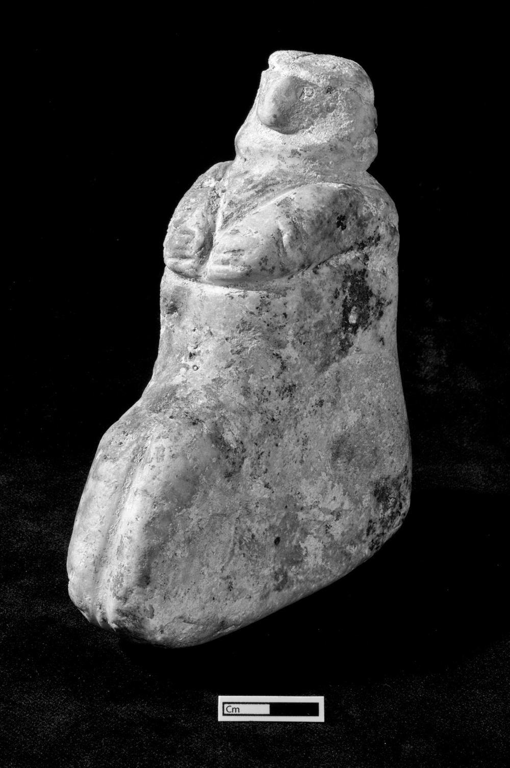 Figurine, Çatalhöyük, Turkey.