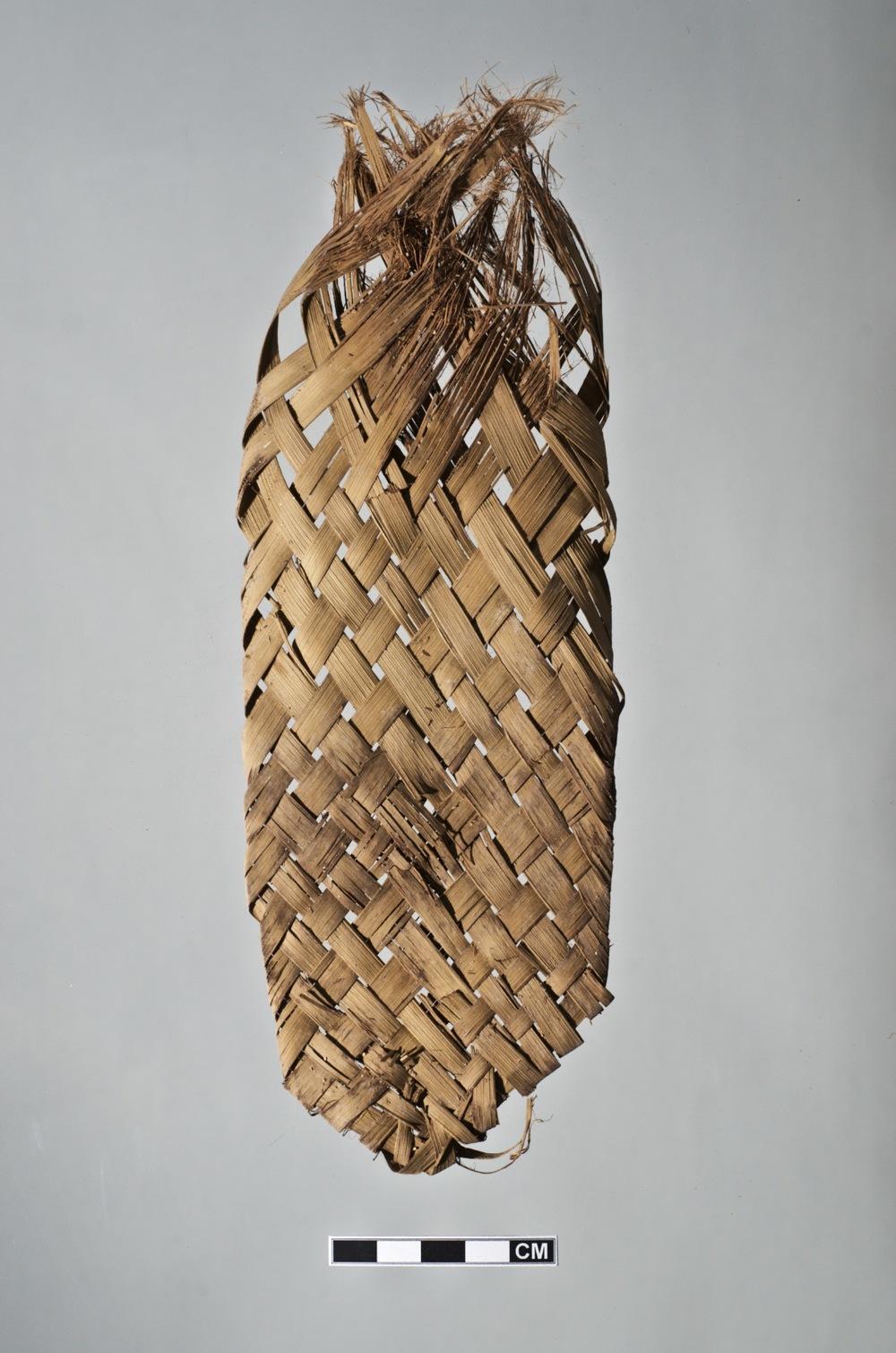 Organic weaving, Karanis, Egypt.