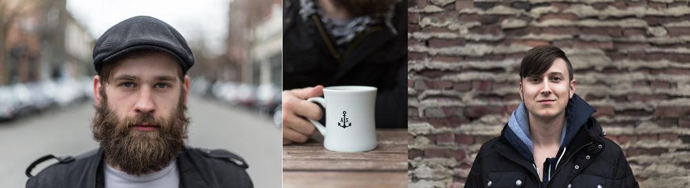 Jack / Anchored Ship Coffee Mug / Jon
