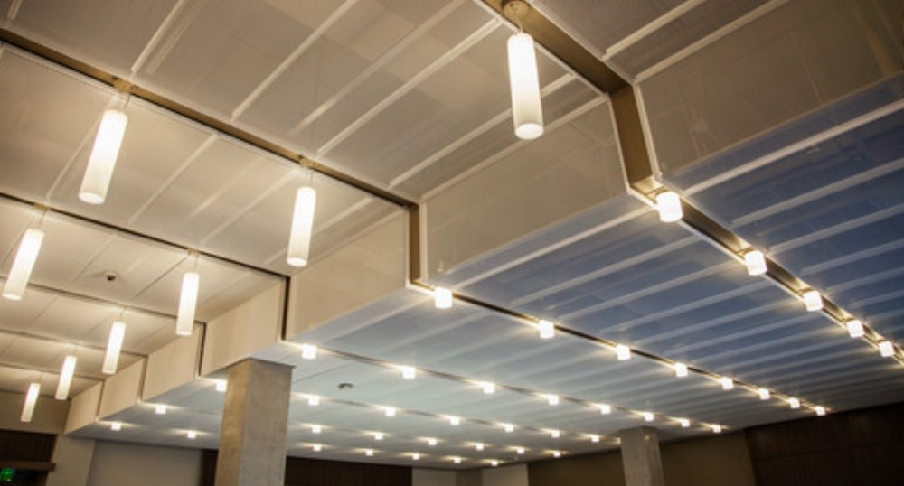 Open Ceilings in Restaurants