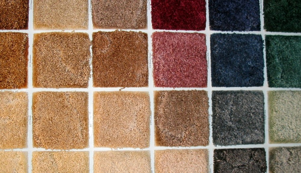 Commercial Carpet Colors